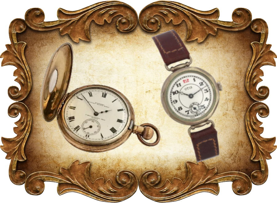 we buy wrist and pocket watches - spring hill coin shop and gold dealer vermillion enterprises