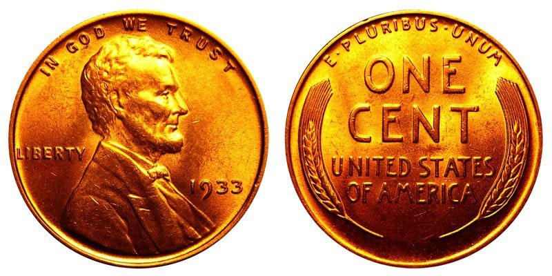 wheat cents - pennies - coin shop in lutz